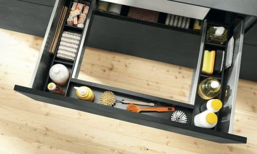 Blum Sink Drawer