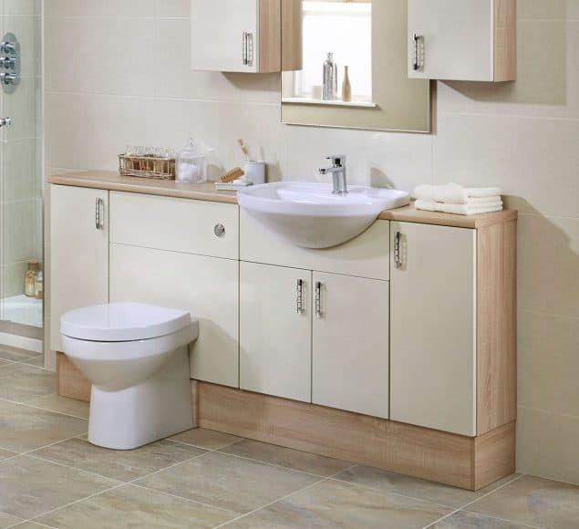 Esprit Cream Matt bathroom