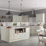 Jefferson Stone and Ivory Avanti Fitted Kitchens Ltd