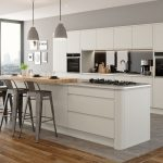 Strada Matte Painted Porcelain Kitchen by Avanti Fitted Kitchens Ltd